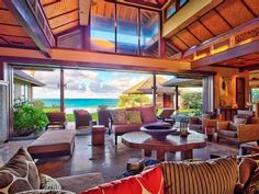 Lahaina Estate Rental: *hale Ohana* ~ Fabulous North Shore Oahu Estate!!! | HomeAway Luxury Rentals