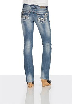 Hydraulic ® Flap pocket destructed jeans - maurices.com
