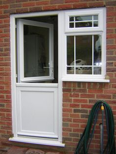 Image result for back door with window