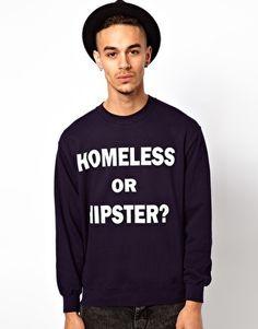 Homeless or Hipster
