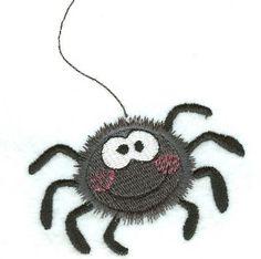 Halloween Spider Filled Designs - 4X4!
