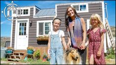 Mom + 2 Daughters Share TINY HOUSE for 4 Years & Love It! - YouTube