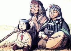 Resultado de imagen para dibujos de los pueblos originarios