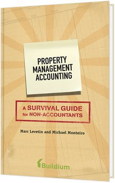 Accounting for Property Management doesn't have to be scary. In this short book, we'll prove it to you. We tell you all you need to know to get started right away — and nothing you don't.