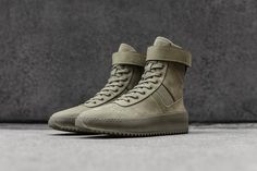 3f68d4062539 Fear of God Military Sneaker High - Green