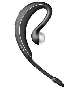 Jabra WAVE Bluetooth Headset- Black [Retail Packaging]