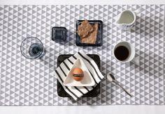 6 tyyliä brunssipöytään - Elämäni Koti Cute Lamb, Food Styling, Sweet Home, Brunch, Table Settings, Homemade, Deco, Collages, Sunday