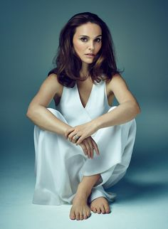 Natalie Portman ✾ photographed by Miller Mobley for The Hollywood Reporter, May 15, 2015.