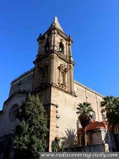 Basilica of Annunciation - Trapani