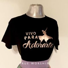Live to Adore You : T-shirt or Bulto. Shirt or bulk for rehearsal. Praise Dance Wear, Worship Dance, Dance Outfits, Dance Dresses, Dancing Outfit, Party Dresses, Dance Uniforms, Inspirational Message, Inspiring Messages