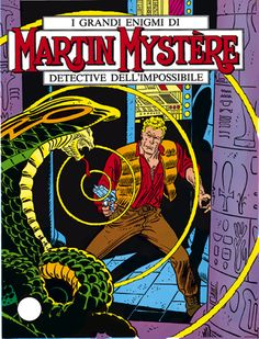 Martin Mystere, Detective Dell'Impossibile!
