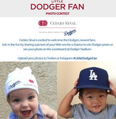MLB DODGERS LITTLE DODGER FAN