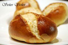 Pan de leche casero | Receta de Sergio