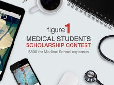 Win $500 to go towards your medical school expenses, it's easy and completely free to enter!