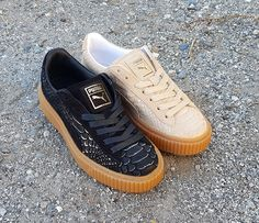 ee496d52782 Creepers, Boho Shoes, Puma Suede, Platform Sneakers, Shoes Sneakers,  Baskets,