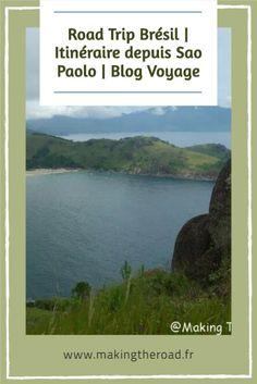 Voici mon itinéraire complet de 2 semaines de road trip au Brésil à partir de Sao Paolo. Un voyage pour découvrir les paysages et les îles de la Costa Verde. #bresil #voyage #roadtrip #costaverde #saopaolo Brasil Travel, Travel Photographie, Destinations, Voyage Europe, Destination Voyage, Photos Voyages, Blog Voyage, Voici, Trips