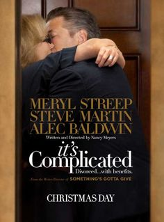 It's Complicated 11x17 Movie Poster (2009)