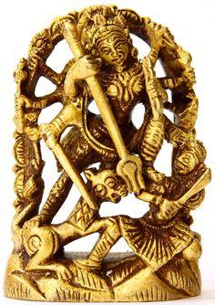 Mahishasur Mardini Goddess Durga Sculpture