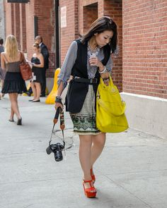 On the Street - West 15th, New York | THE STYLESEER