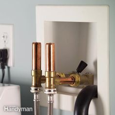 stop water hammer with easy-to-install, inexpensive arresters. simply add them between the shut-off valve or faucet and the incoming water supply.