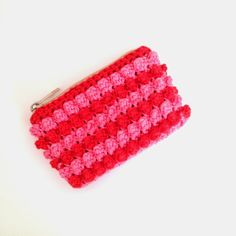 Annemarie's Haakblog: Bobble Stitch Wallet