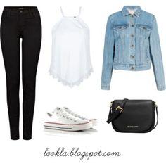 Black jeans VII