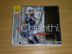 ORIANTHI - Believe - JAPAN CD With OBI