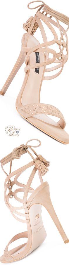 Brilliant Luxury by Emmy DE ♦ Ruthie Davis 'Willow' Sandals