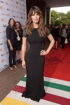 jennifer garner is simply stunning in a stella mccartney dress at the toronto film festival
