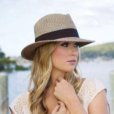 77e0cdf8d63 Josie Women s Sun Protection Hat – Wallaroo Hat Company Black Ribbon