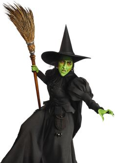 Wizard of Oz. Dark circles, no hair style, extra large jaw line and pointed chin. Your double. :)
