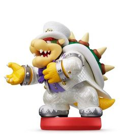 Amiibo Bowser tenue de mariage (Super Mario Collection) - Acheter vendre sur Référence Gaming