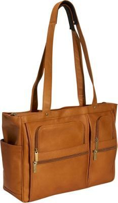 Leather laptop bag - $87 from ebags