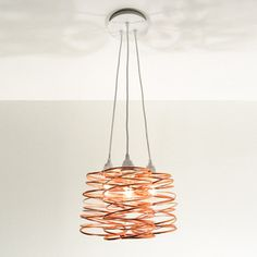 Spiral Nest 3 Cluster Copper, $970, now featured on Fab.