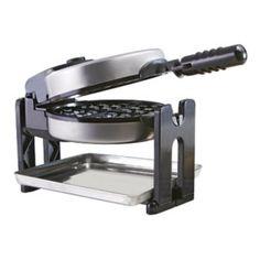 BELLA Rotating Belgian Waffle Maker