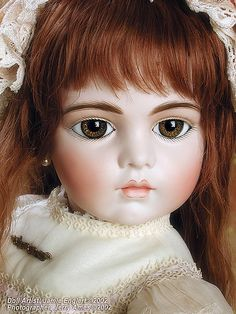 Antique BRU Doll