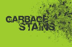 garbage-stains