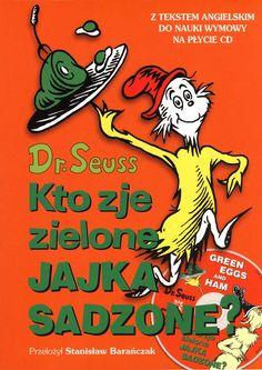 Kto zje zielone jajka sadzone? - Wydawnictwo Media Rodzina - Książki, Audiobooki, eBooki Comic Books, Comics, Cartoons, Cartoons, Comic, Comic Book, Comics And Cartoons, Graphic Novels, Graphic Novels