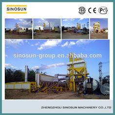 China manufacturer hot mix asphalt plant price for sale