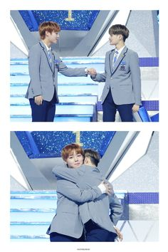 Jihoon & Daehwi
