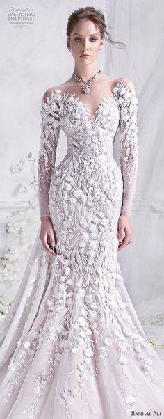 Rami Al Ali 2018 Wedding Dresses