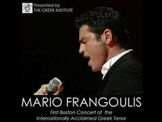 Dance - Mario Frangoulis. I LOVE this song. =)