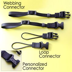 Now you can Personalize our camera straps with Laser Engraving!!