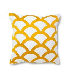 wave pillow cover