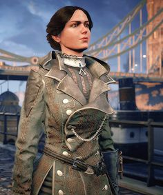I loved the WWI missions with Lydia Frye. It was pretty cool & she is a badass. (Assassin's Creed: Syndicate)