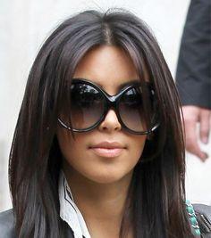 Oversized Big Huge Round Circle Fashion Designer Ford Style Ali Sunglasses