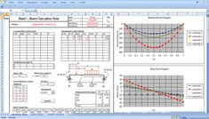 Steel beam design spreadsheet is very essential for structural and civil engineers to create design for steel beam as well as make estimate for steel in easiest way.