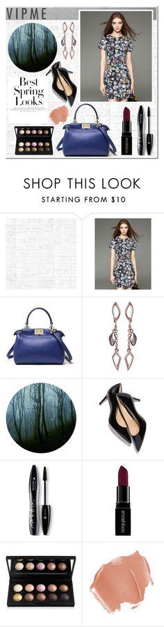 """VIPME 15"" by dora04 ❤ liked on Polyvore featuring moda, Osborne & Little, H&M, Lancôme, Smashbox, women's clothing, women, female, woman e misses"