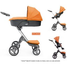 I know I'm not there yet but this is the coolest stroller I have seen.