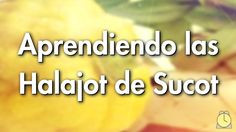 0401: Sucot / Sjaj 1 - Aprendiendo las Halajot de los Jaguim
